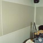 BBC Praha - akustický obklad Workshop