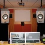 Studio TV MY Praha - čelní pohled