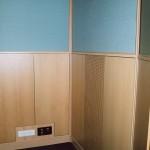 Studio 22 - zvuková kabina