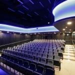 Akustická úprava divadelního sálu v Prachaticích