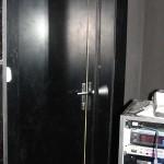 Akustické dveře dvoufalcové - divadlo A. Dvořáka Příbram