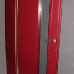 Akustické dveře s magnetickým těsněním - studio Beep Praha