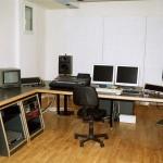 Studio Soundbox- technologický stůl