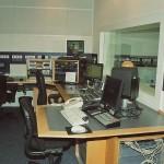 BBC Praha - stůl režie