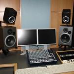 Studio 22 - stůl režie