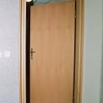 Akustické dveře jednokřídlé JAMU Brno