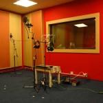 studio Franz Kavkaz - akustické okno